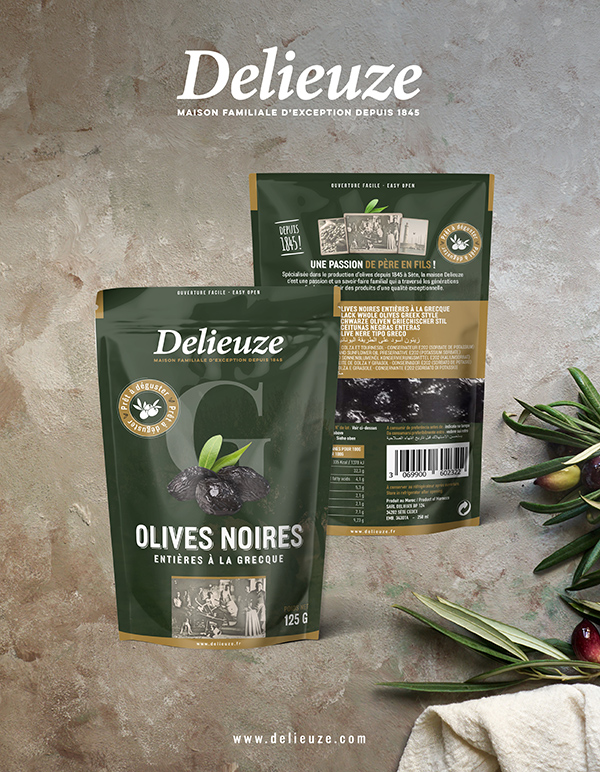 Our new DELIEUZE website is online!