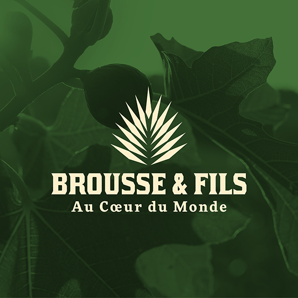 Our new Brousse & Fils website is online